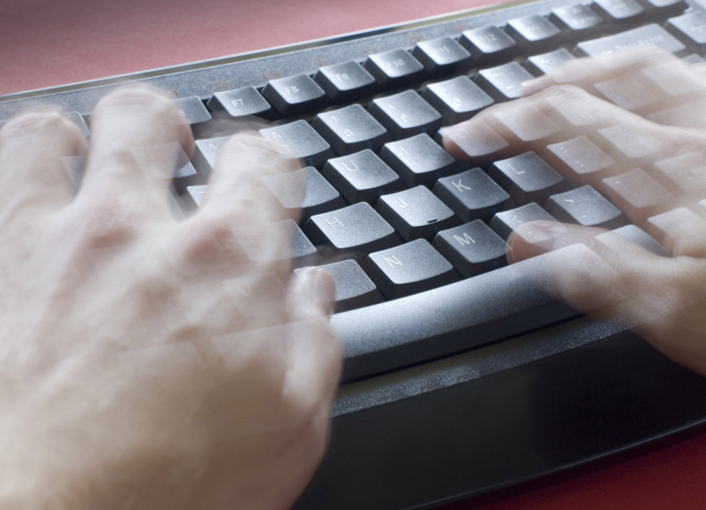 fast typing